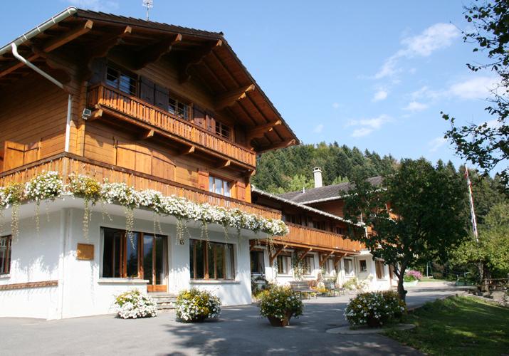 高山国际学校 Pre Fleuri - Ecole Alpine Internationale  幼稚園・小学生・中学生・高校生・瑞士留学