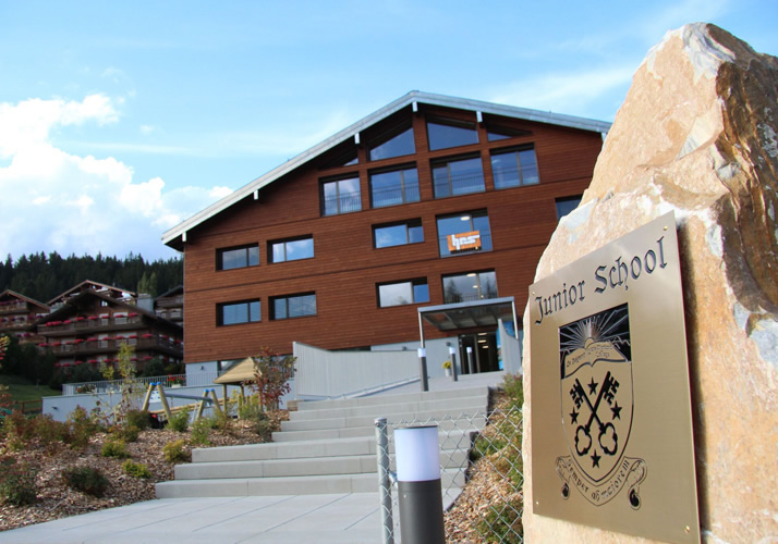 克莱恩蒙塔纳瑞晶学院 |Le Regent Crans-Montana College | 幼稚園・小学生・中学生・高校生・瑞士留学