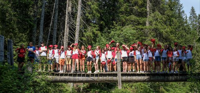 ガレンサマーキャンプ2020年申し込み開始のご案内
