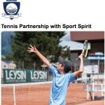 スイスで「テニスサマーキャンプ」開催!