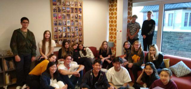 ボーソレイユに在学中の日本人生徒に、普段の生活について質問してみました!